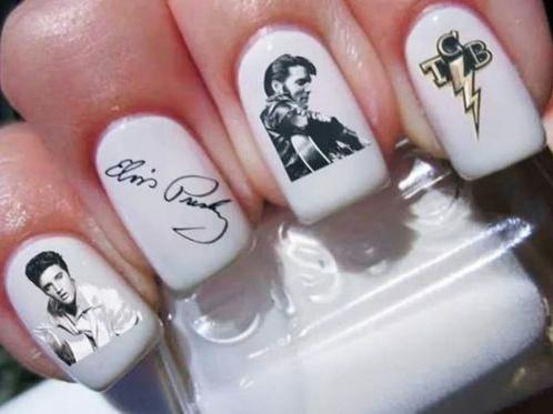elvis manicure