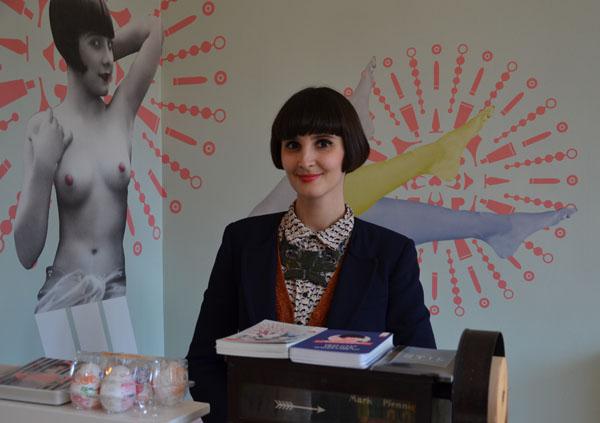 Eine Pariserin in Köln Ehrenfeld: Le Pop Lingerie Conceptstore