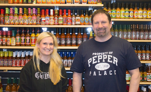 Pepper Palace, Chicago, Meghann Parker and O'Neill Ryan