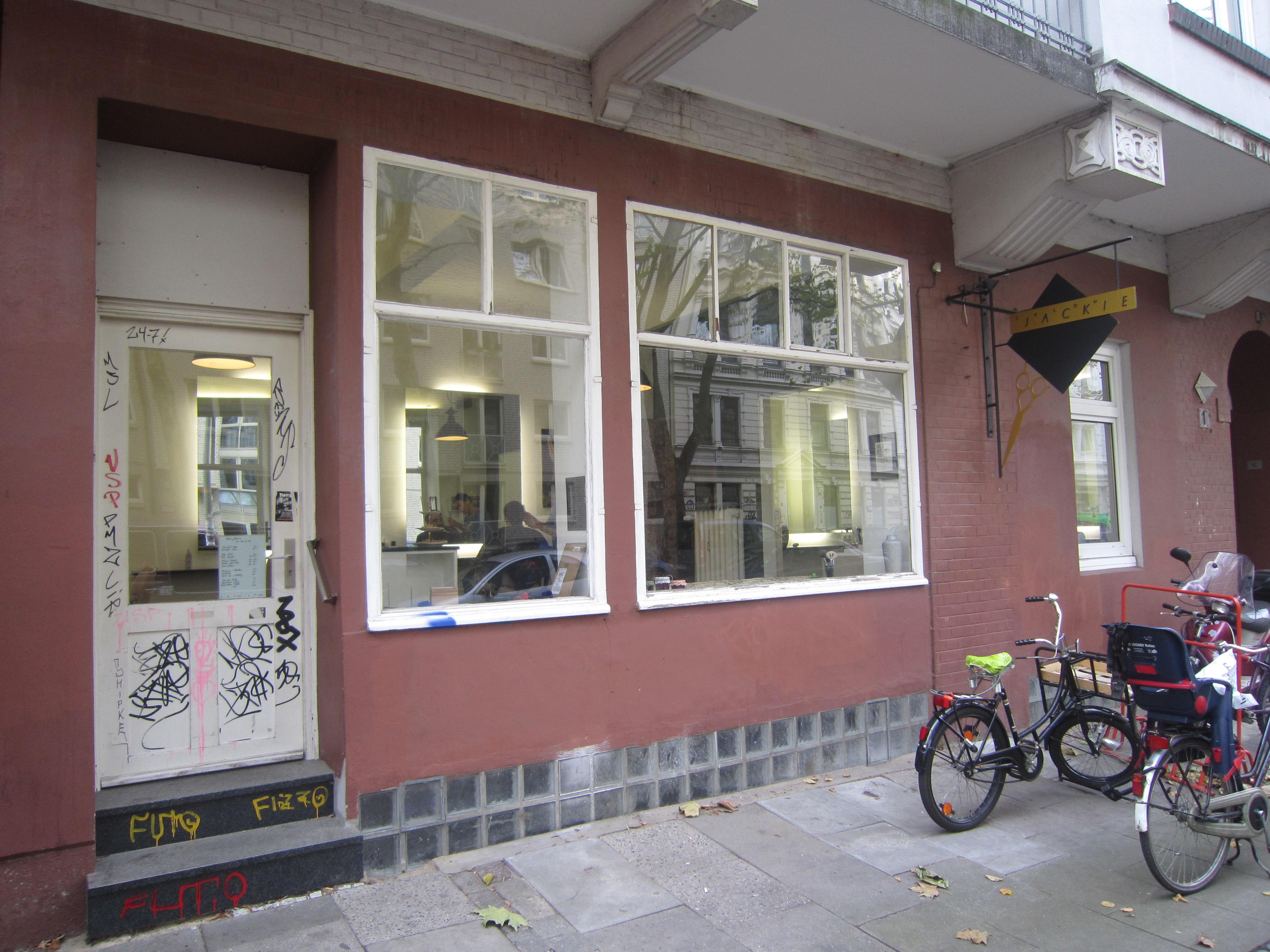 Salon Jackie - individueller Friseur in St. Pauli