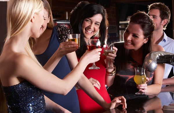 Girls' Night Out Spots