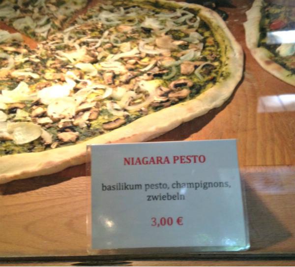 Ron Telesky, Pizza in Berlin