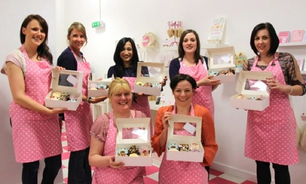 cupcake baking class