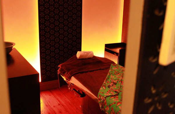 Bali Treatment Room