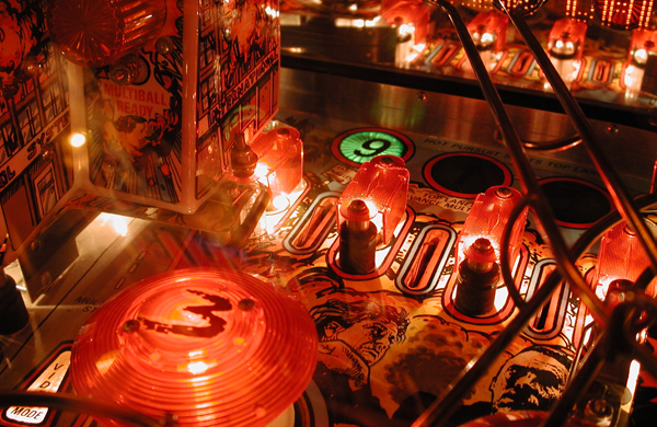 Pinball's Past and Present: A Chicago Gaming Guide