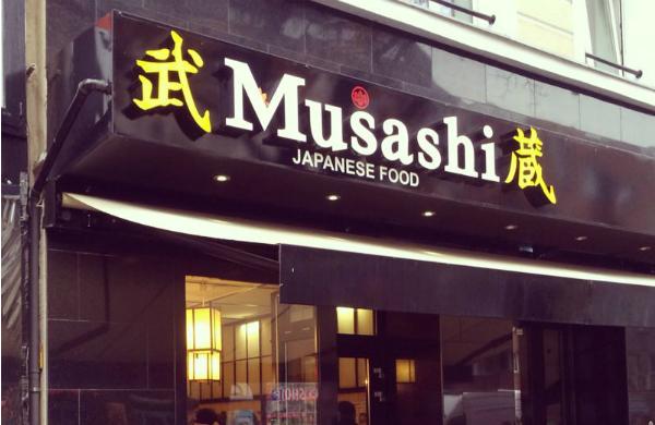 Der Sushi-Montag: Lecker japanisch essen bei Musashi