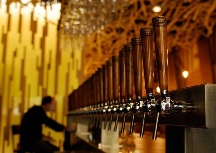 Biercab, buena cerveza y comida en Barcelona