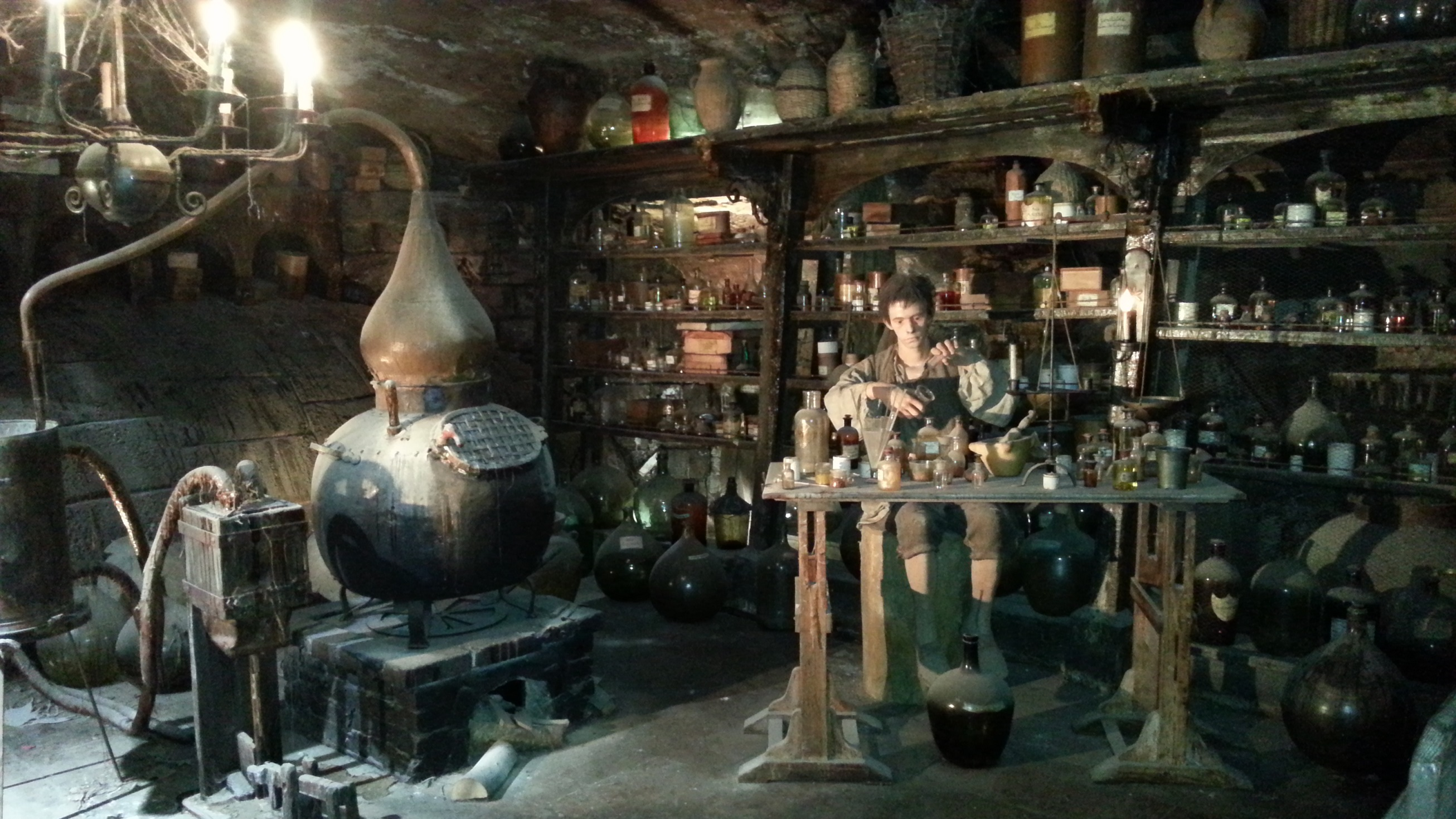 Musée Miniature et Cinéma le Parfum