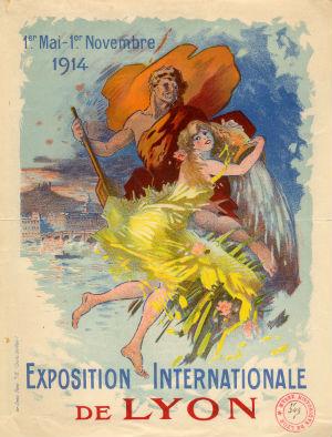 Expo Universelle de Lyon