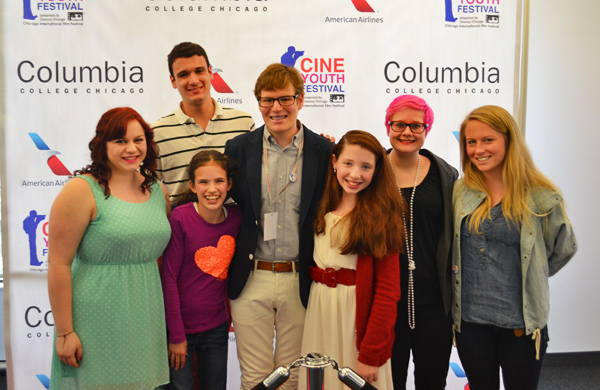 Behind the Scenes at CineYouth, Chicago's International Youth Film Festival
