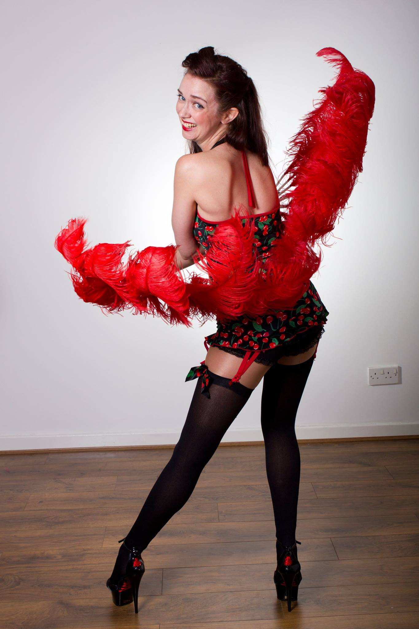 Burlesque Manchester from Blush Dance Studios