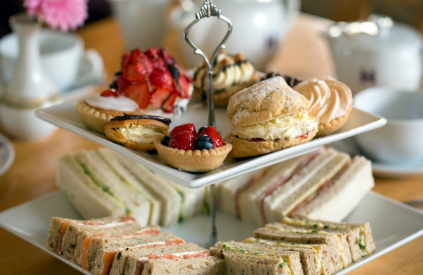 Afternoon Tea Manchester - List of the Best Options Around