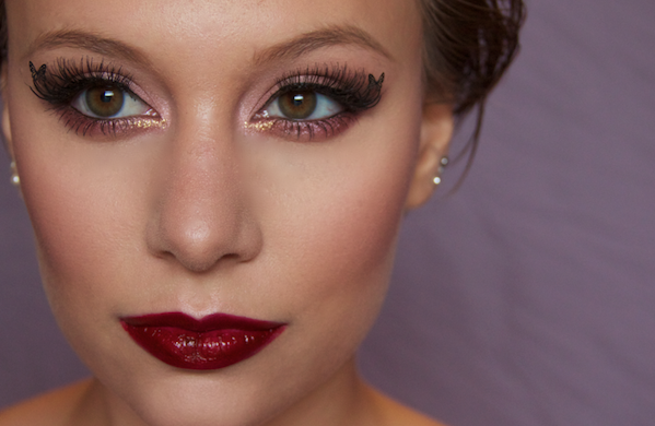 How to Wear Paperself's Amazing Paper Lashes Any Day of the Week