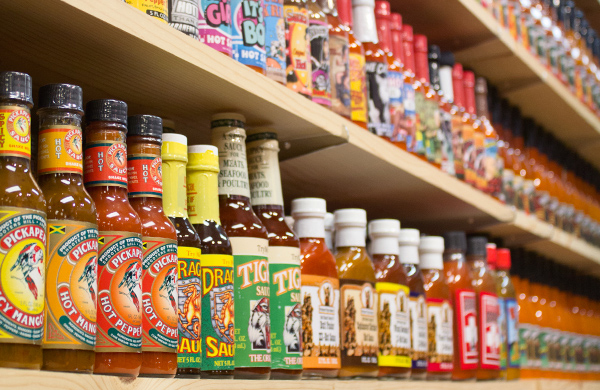 Sweating, Crying, and Smiling: The World's Hottest Hot Sauce at The Pepper Palace
