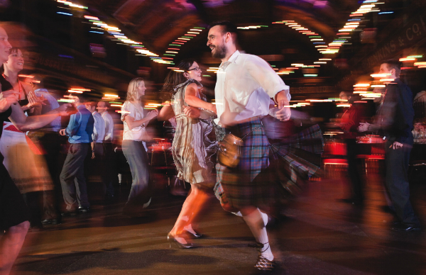 Have an Entertaining Burns Night in Glasgow