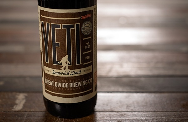 Great Divide Brewing Company Yeti Imperial Stout