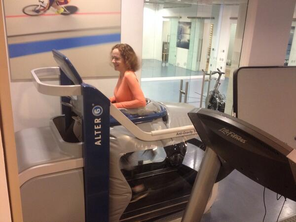 Atler G Gravity Treadmill