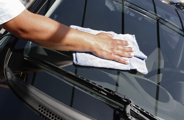 Why Car Washes Use Chamois for Drying