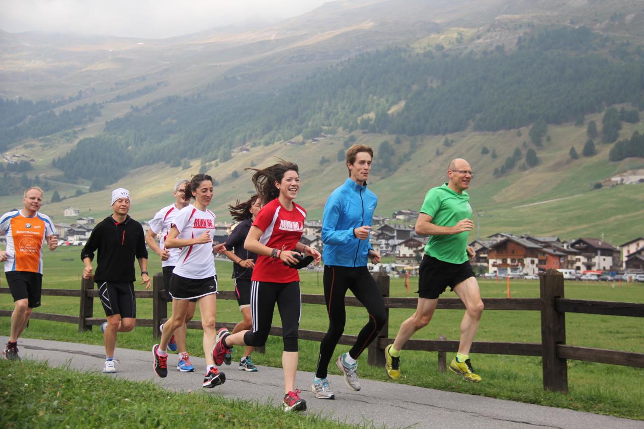 Lauftreffs in München: Gemeinsam Laufen macht mehr Spaß