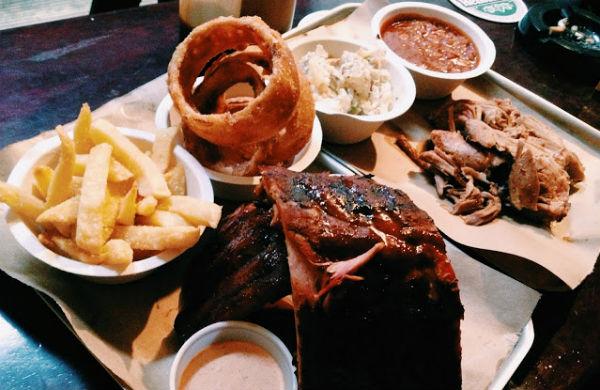 Bison Bar and BBQ - Meat Sweats Guaranteed!