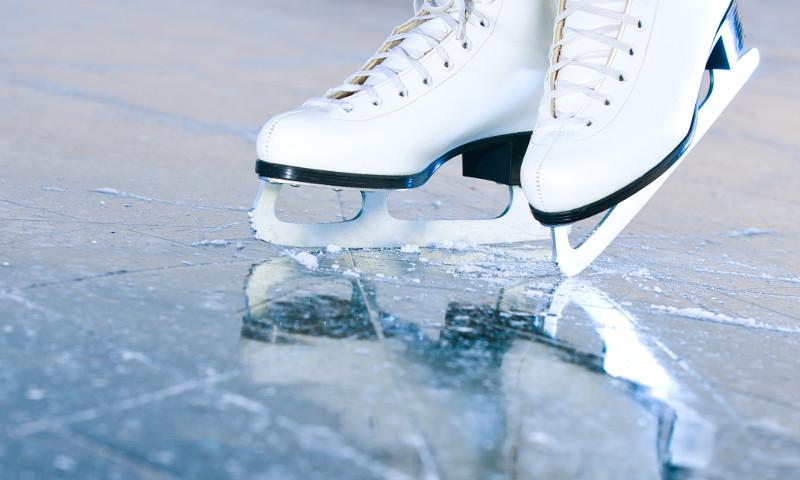 Las pistas de patinaje sobre hielo a Zaragoza