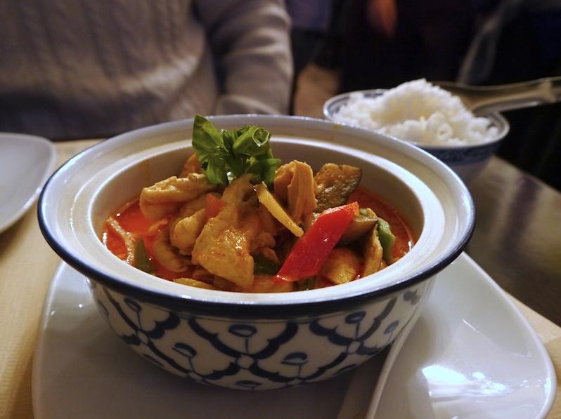 Bangkok Café, el mejor curry de Barcelona
