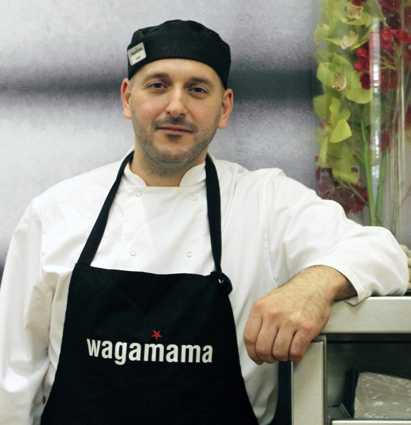 Head Chef of Wagamama Dublin Juan Manteca