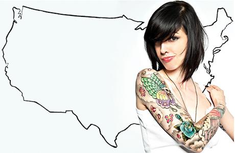 tattoo data story hero outline