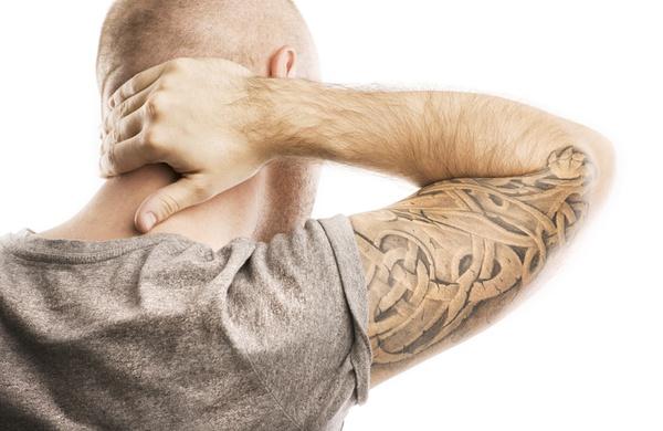 singolo tatuaggio artista risalente