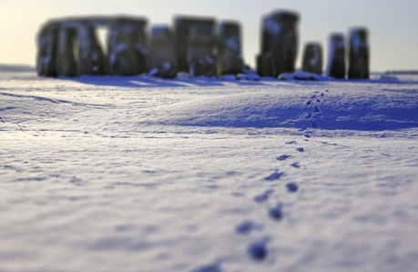 Five Places to Celebrate the Winter Solstice If You Can't Get to Stonehenge