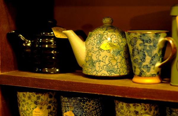 BiblioTèq, il luogo ideale dove bere e comprare il tè a Roma