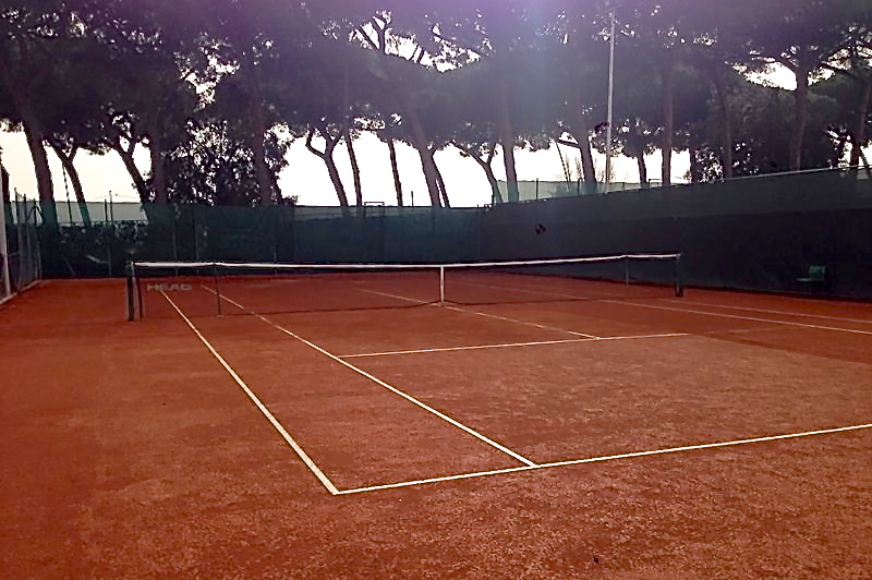 campo tennis napoli