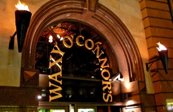 Waxy O Connors Pub