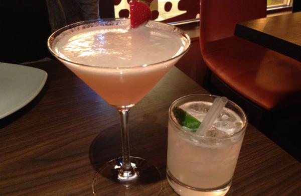 Goan Martini & Bombay Caipirinha at Mughli