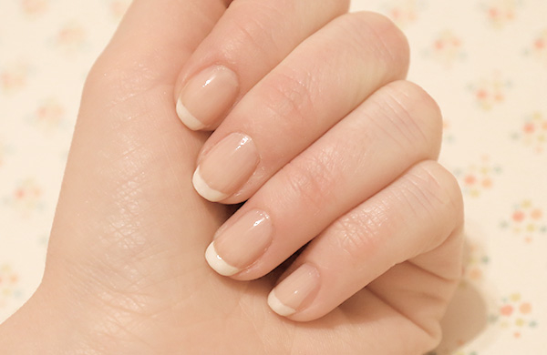 DIY French Manicure - In 8 Easy Steps