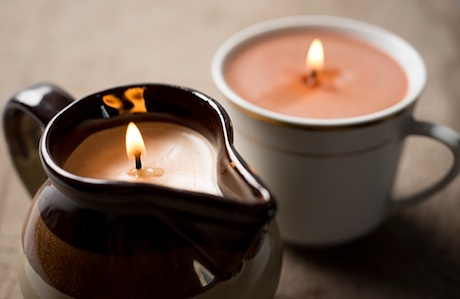 My Five Favorite Fall Candles, Plus DIY Candle Instructions
