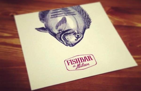 Fishbar de Milan a Brera, dove mangiare pesce e molto di più
