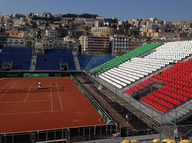 tennis club Napoli