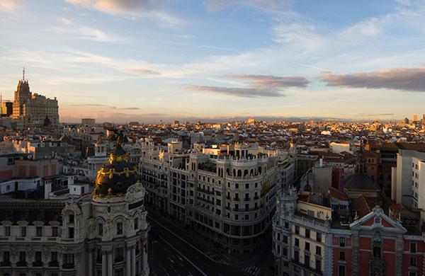 Motivos para querer Madrid