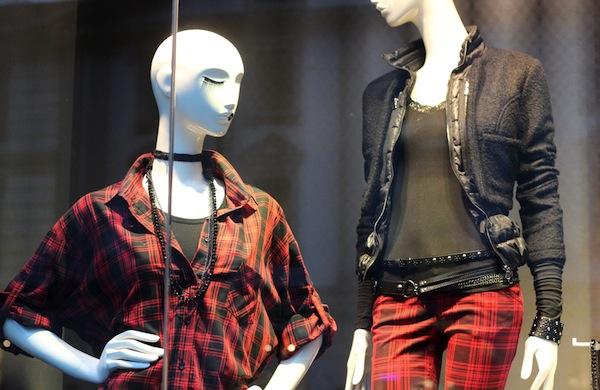 Le tendenze moda per questa fine dell'inverno 2014