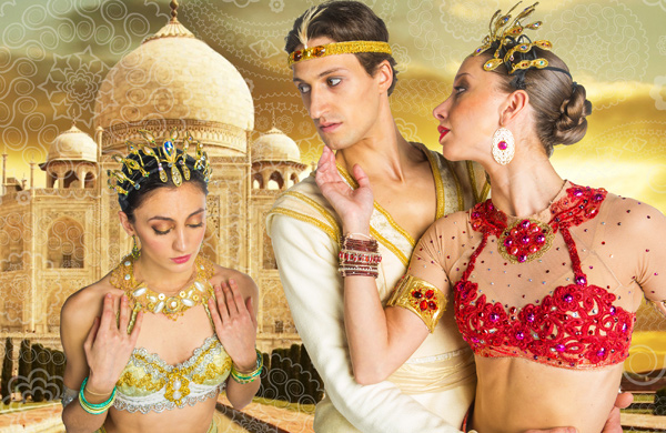 Bollywood Goes to the Ballet with the Joffrey's Premiere of