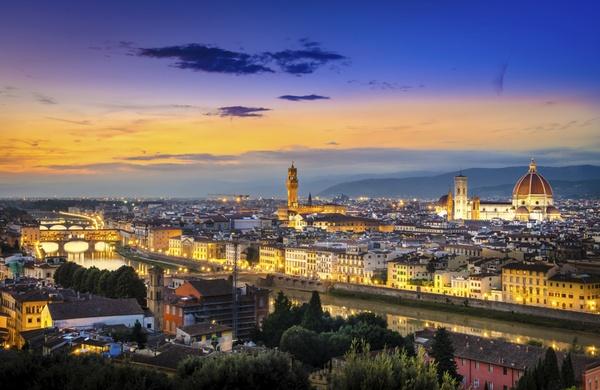 Notte Firenze