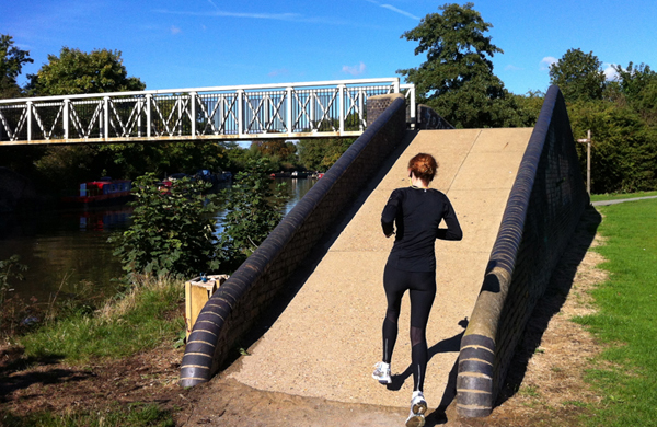 Forge a New Running Route Through London