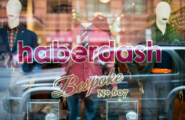 Five Finds: Timeless Men's Fashion at Haberdash