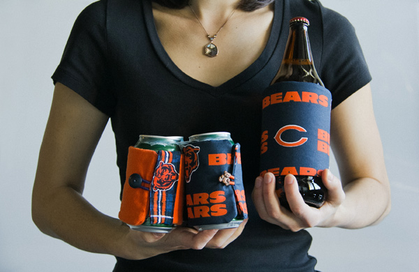 DIY: Sew Your Own Beer Koozie