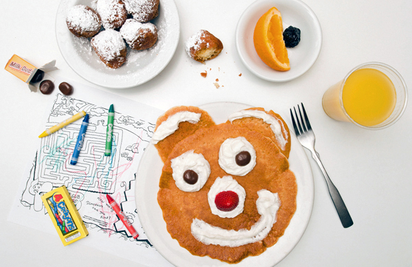 Five Ways Lou Mitchell's Is Kid Friendly Without Being