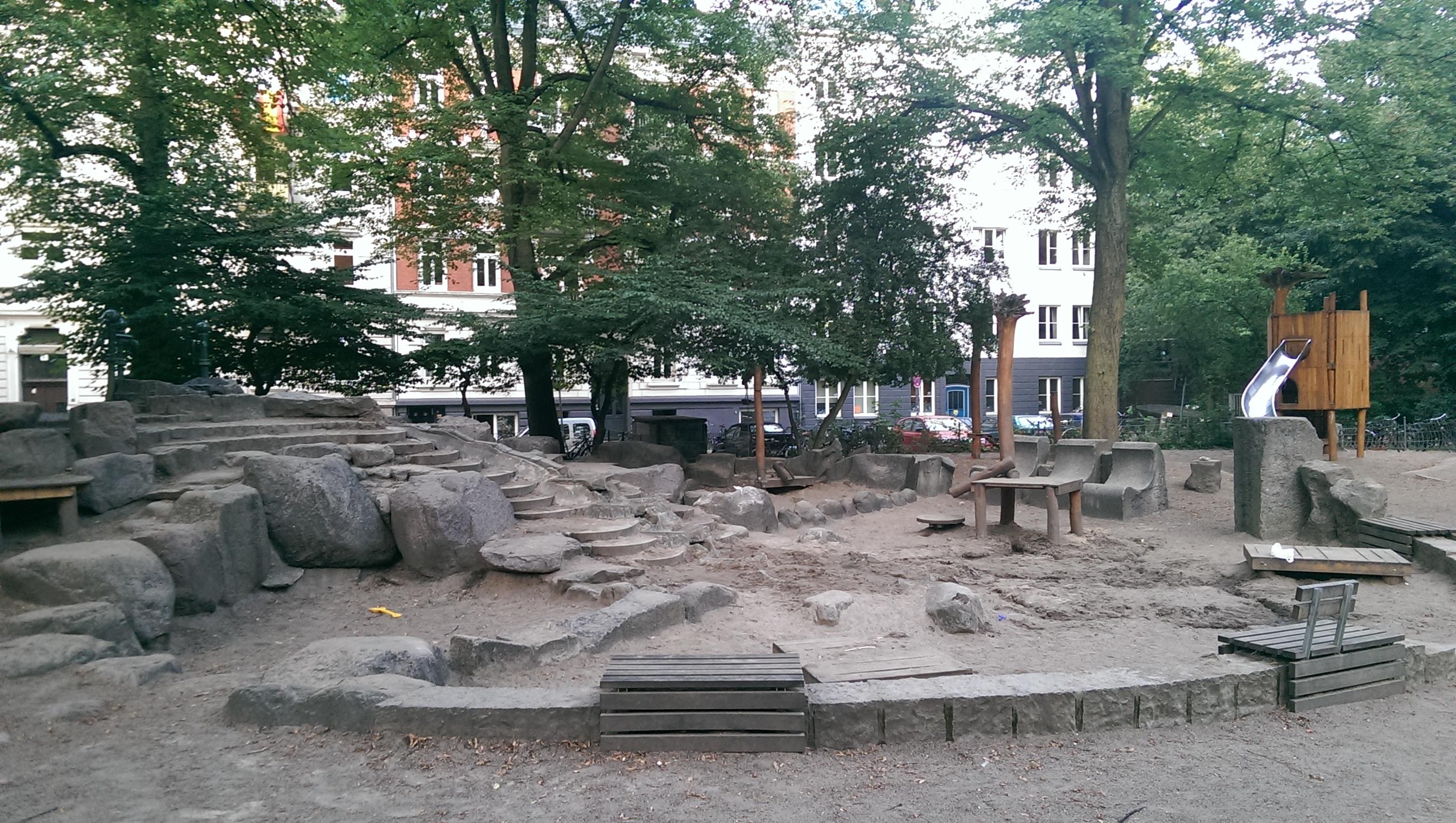 Spielplatz Hamburg