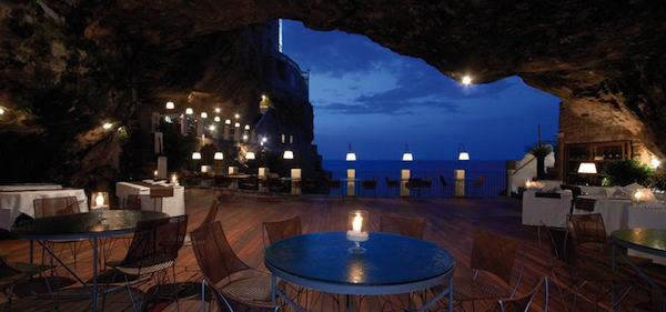 Grotta Palazzese Polignano a Bari