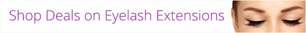 Eyelash Extensions Banner