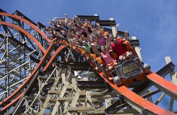 We Rode Six Flags' Goliath and Ranked It Next to This Summer's Other New Roller Coasters